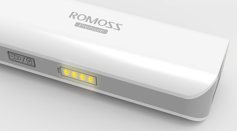 Power bánk Romoss sailing 1 | 2600mAh